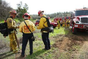 Multi-agency drill simulates wildfire scenario at Lake of the Pines