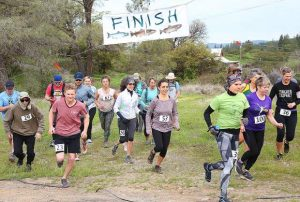 10k Salmon Run tests runners mettle: Funds raised for Camp Woolman