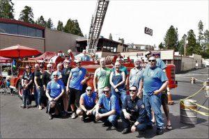 'Brave the Shave' event in Nevada City raised funds for pediatric cancer research