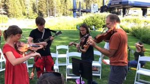 For the love of music: Whole Music Camp readies for second year