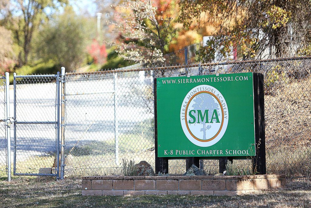 Sierra Montessori Academy was down to about a dozen students before it closed mid school year last Thursday Oct. 31.